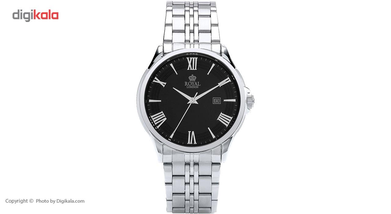 خرید ساعت مچی عقربه ای مردانه رویال لندن مدل RL-41292-01