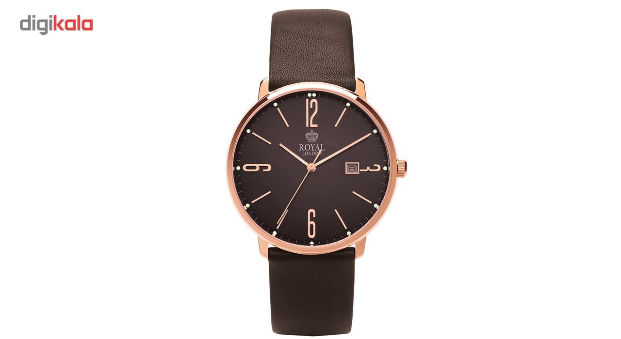 خرید ساعت مچی عقربه ای مردانه رویال لندن مدل RL-41342-09