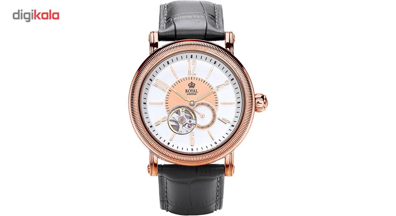 خرید ساعت مچی عقربه ای مردانه رویال لندن مدل RL-41172-03