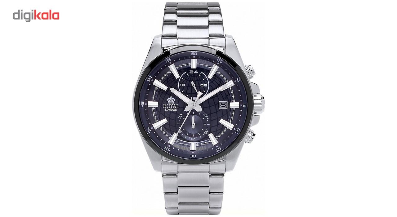 خرید ساعت مچی عقربه ای مردانه رویال لندن مدل RL-41374-07
