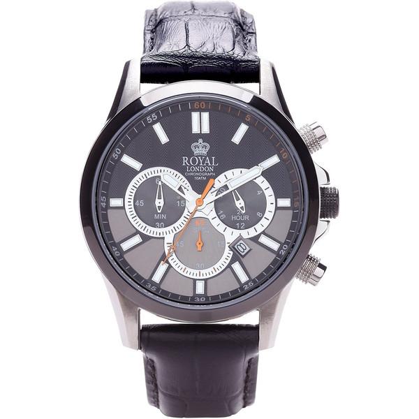 ساعت مچی عقربه ای مردانه رویال لندن مدل RL-41003-01
