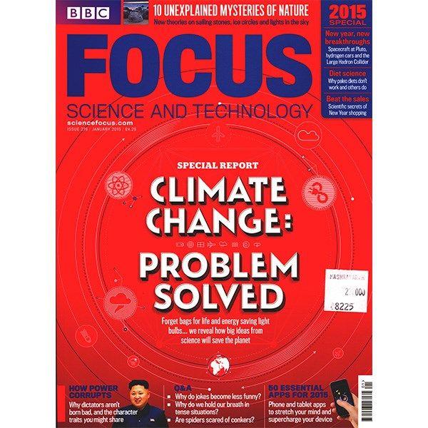 مجله Focus - ژانویه 2015