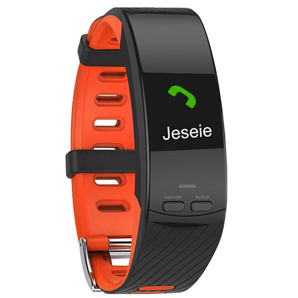 مچ بند هوشمند فیدوگجت مدل GPS Orange
