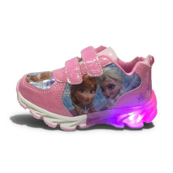 کفش مخصوص دویدن بچه گانه مدل السا