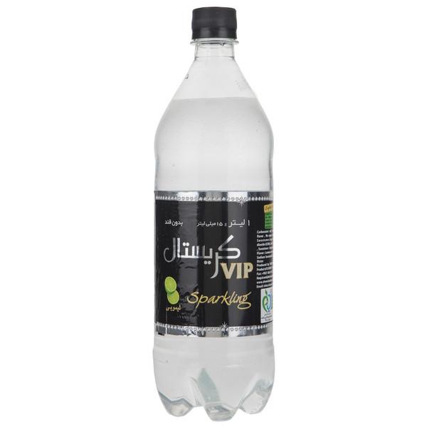 نوشیدنی سودا لیمویی کریستال مقدار 1 لیتر