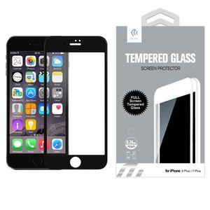 محافظ صفحه نمایش شیشه ای دیویا مدل Full Glue Tempered مناسب برای گوشی اپل آیفون 8 پلاس / 7 پلاس
