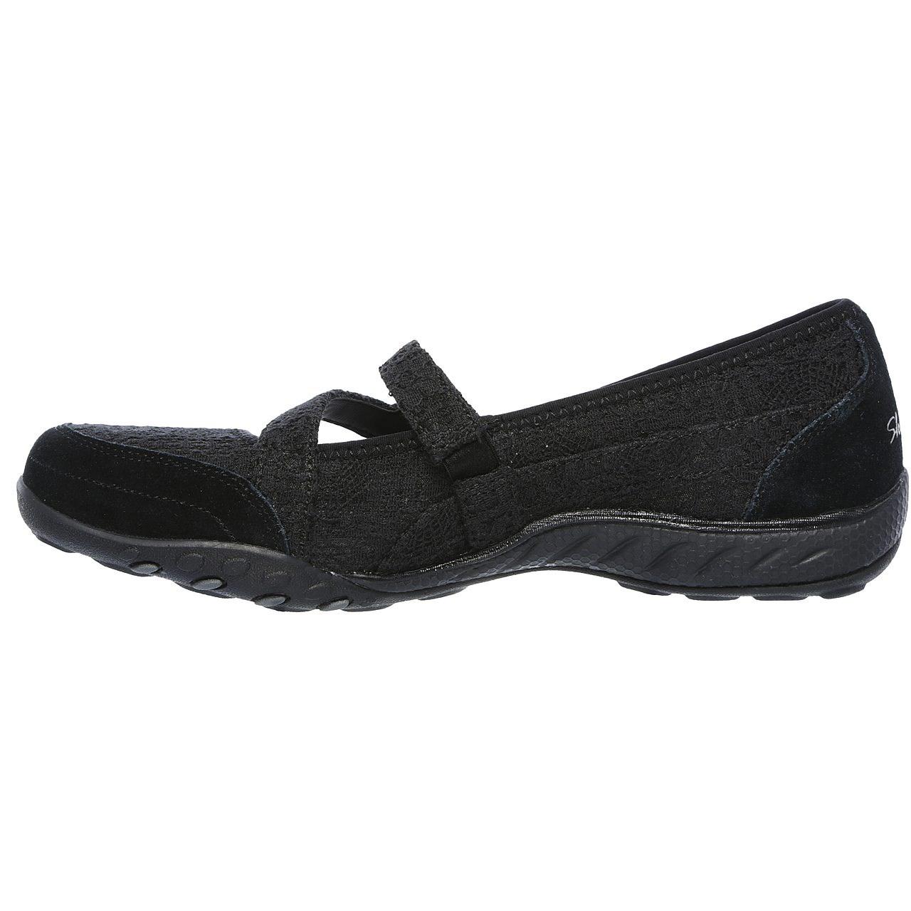 خرید کفش راحتی زنانه اسکچرز مدل 23098BLK