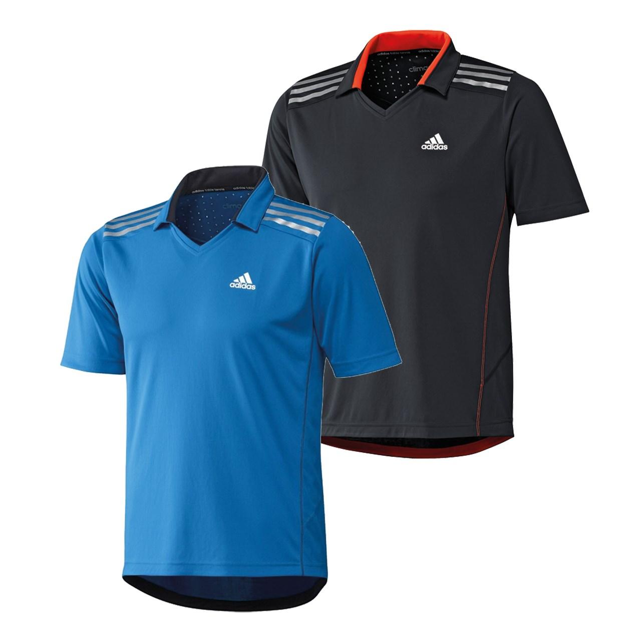 ست پیراهن ورزشی مردانه آدیداس مدل Climachill  بسته دو عددی