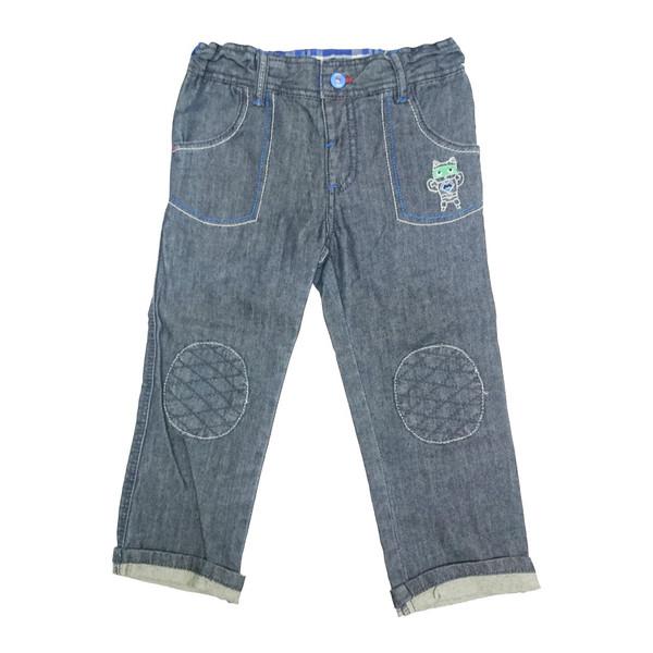 شلوار  جین بچگانه سرجنت میجور کد 704