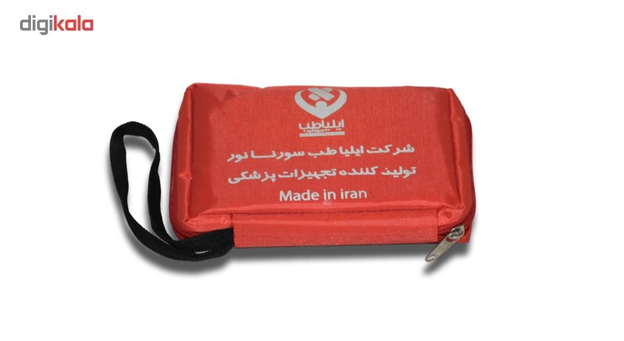 کیف خنک نگهدارنده انسولین ایلیا طب سورنا نور مدل 11