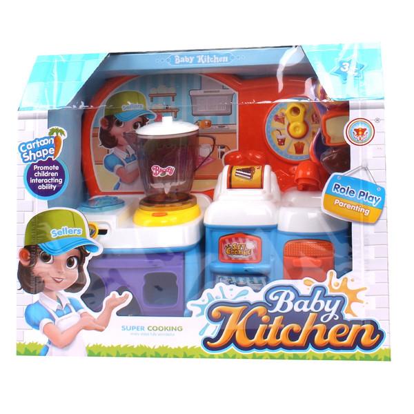 ست بازی  آشپزخانه Tiny Chef مدل 9578