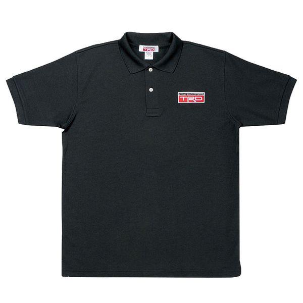 پلو شرت مردانه آستین کوتاه برند تی آر دی تویوتا