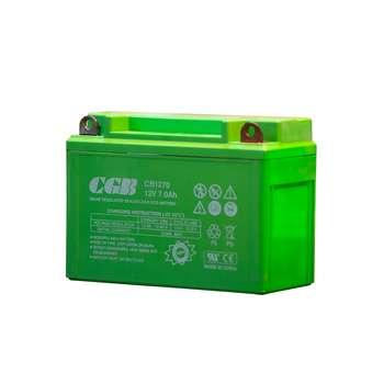 باتری یو پی اس 12 ولت 7 آمپر سی جی بی مدل CGB بسته 5 عددی