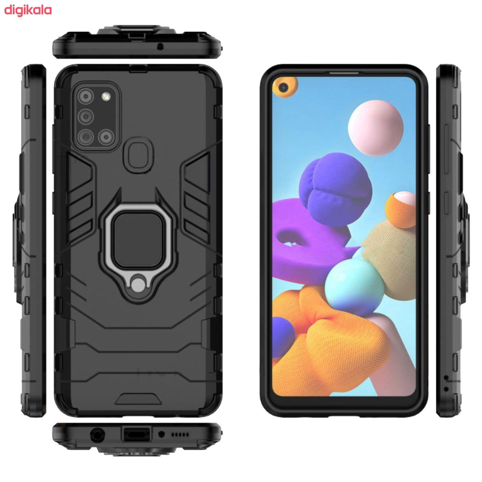 کاور مدل DEF02 مناسب برای گوشی موبایل سامسونگ Galaxy A21s main 1 1
