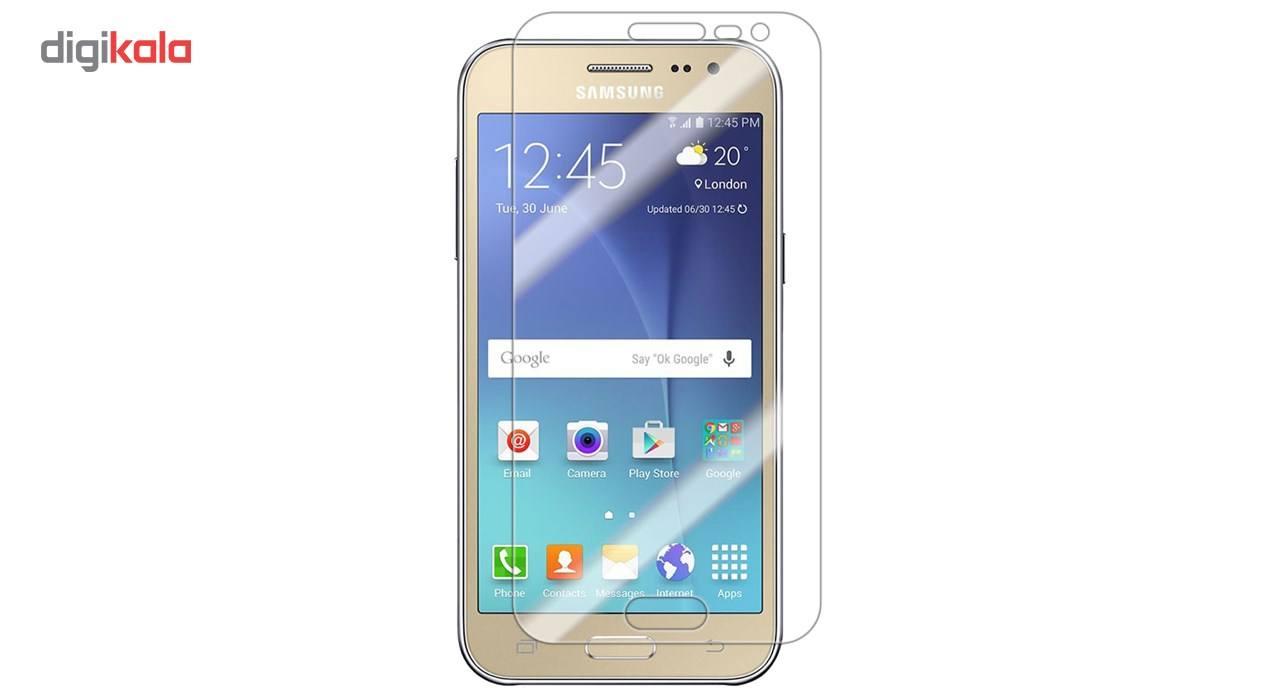 محافظ صفحه نمایش شیشه ای 9H  یونیفا مدل permium تمپرد مناسب برای Samsung Galaxy J2 main 1 1