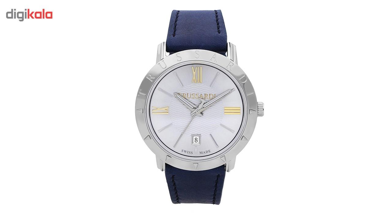 خرید ساعت مچی عقربه ای مردانه تروساردی مدل TR-R2451107002
