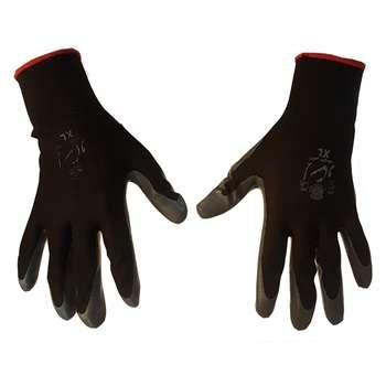 دستکش ایمنی مدل استاد کار پک 2جفتی