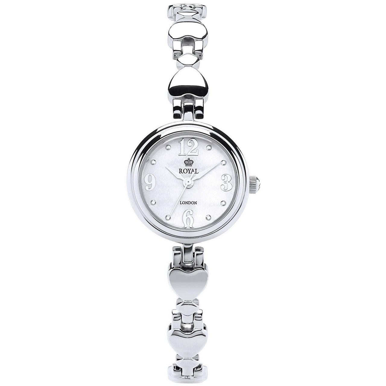 ساعت مچی عقربه ای زنانه رویال لندن مدل RL-21240-01