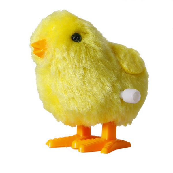 عروسک کوکی مدل جوجه زرد