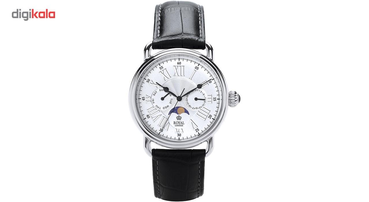 خرید ساعت مچی عقربه ای مردانه رویال لندن مدل RL-41250-02