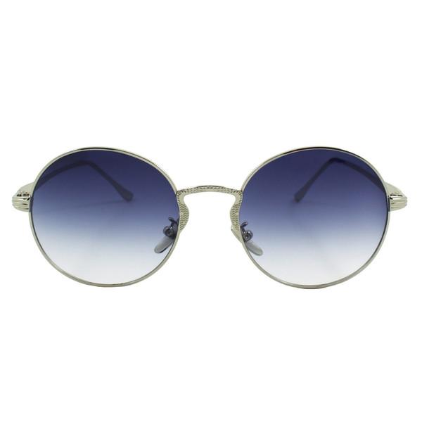 عینک آفتابی ویلی بولو مدل Round Blue Collection