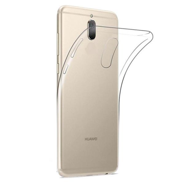کاور ژله ای مدل Clear مناسب برای گوشی موبایل هواوی Mate 10 Lite