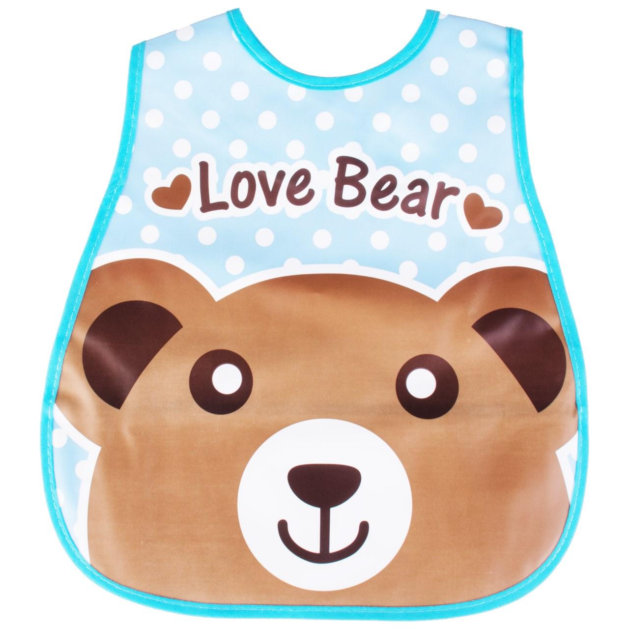 پیشبند کودک مدل Love Bear