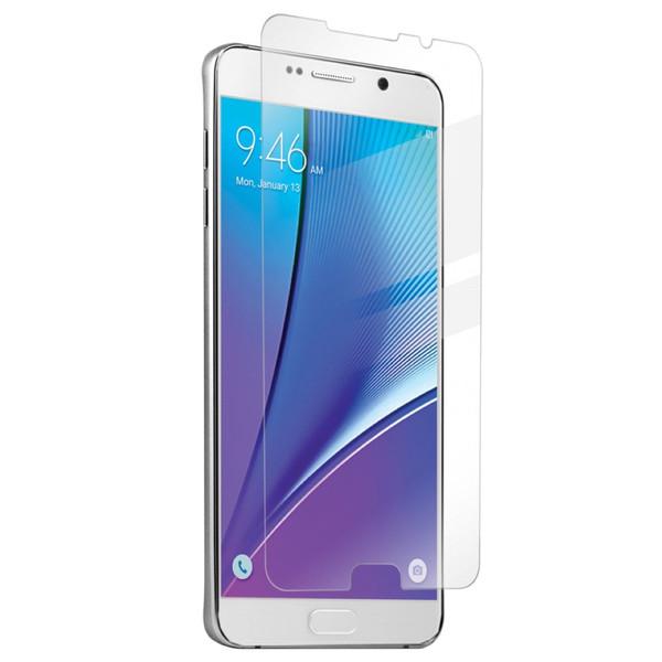 محافظ صفحه نمایش شیشه ای 9H  یونیفا مدل permium تمپرد مناسب برای Samsung Galaxy Note5