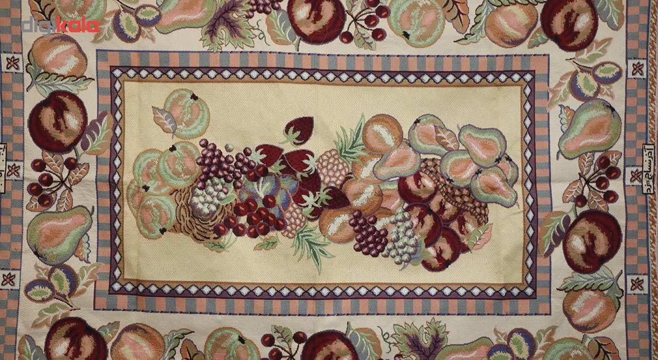 روفرشی 3 متری گالری گوهران مدل باغ میوه  1510