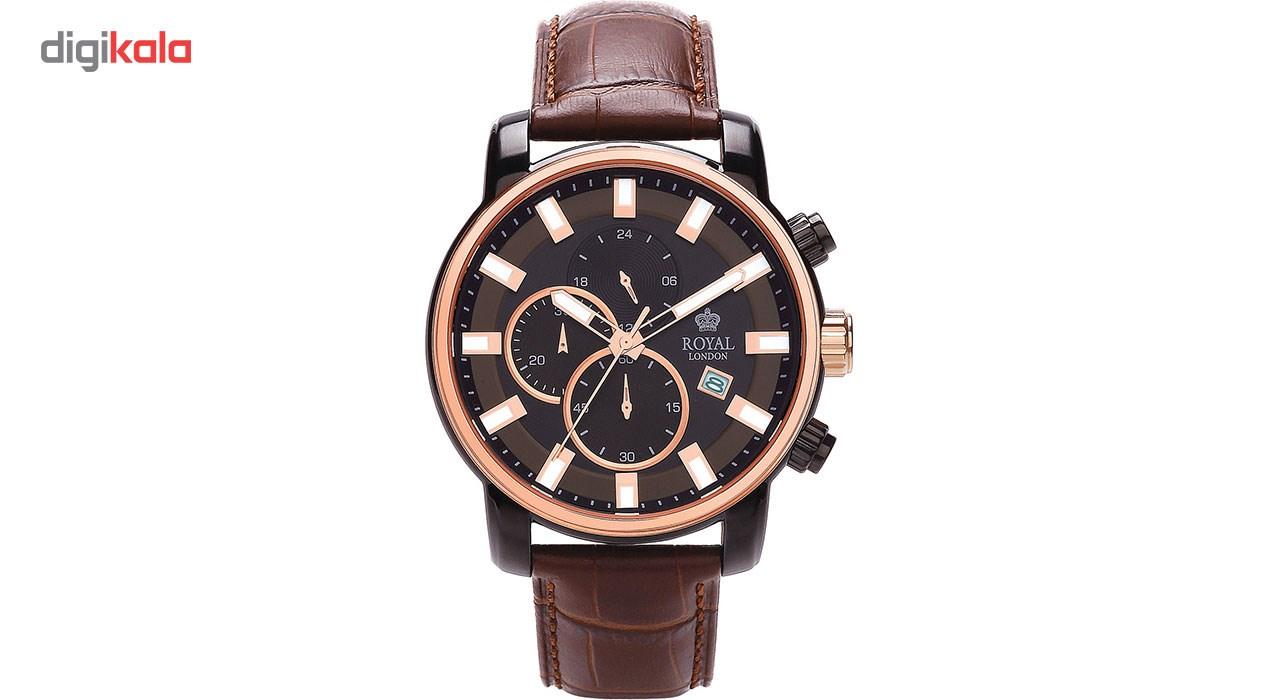 خرید ساعت مچی عقربه ای مردانه رویال لندن مدل RL-41235-04