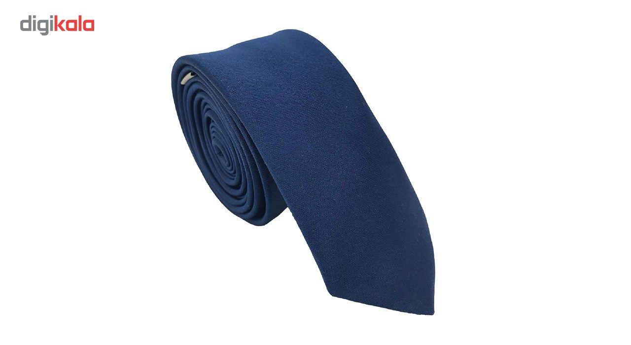 کراوات هکس ایران مدل OM-SRM  بسته 6 عددی -  - 3