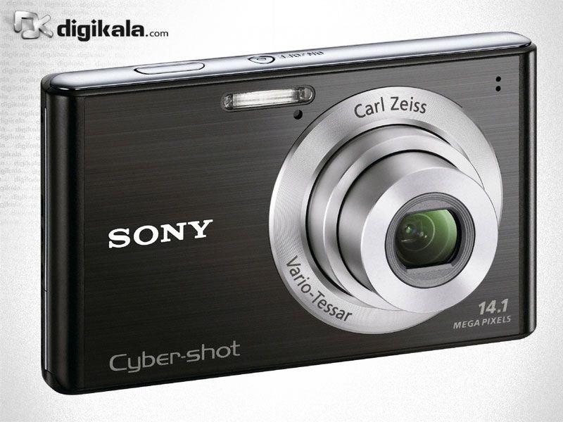 دوربین دیجیتال سونی سایبرشات دی اس سی-دبلیو 550