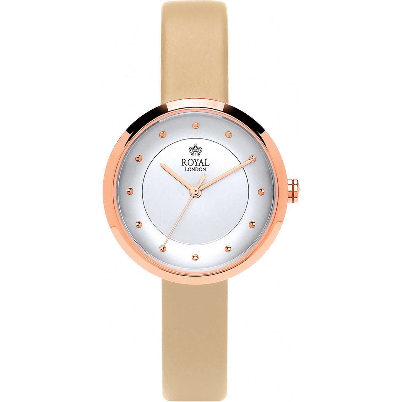 خرید ساعت مچی عقربه ای زنانه رویال لندن مدل RL-21376-05