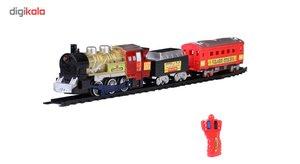 اسباب بازی قطار کنترلی مدل 38
