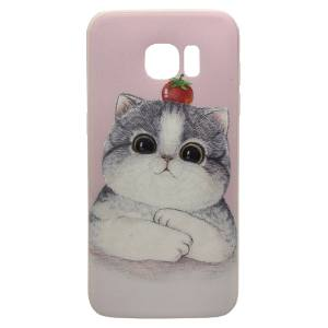 کاور یوتو مدل Mini Cat مناسب برای گوشی موبایل Samsung Galaxy S7 Edge