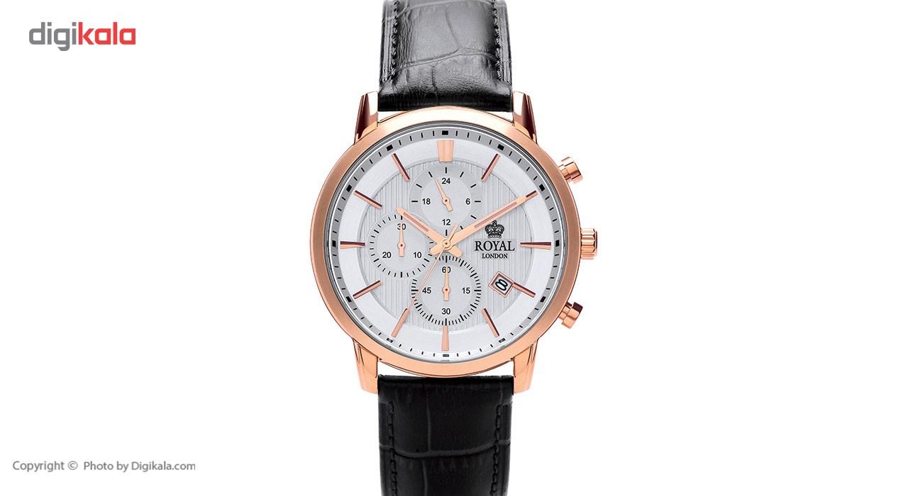 خرید ساعت مچی عقربه ای مردانه رویال لندن مدل RL-41280-04