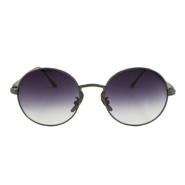 عینک آفتابی ویلی بولو مدل Round Black Collection