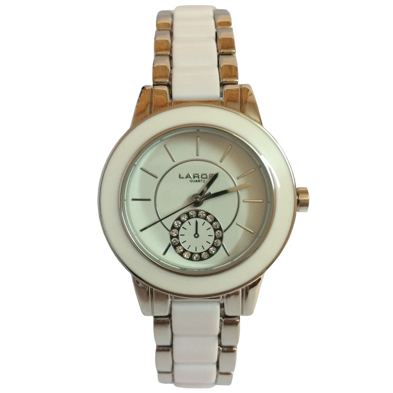 ساعت مچی عقربه ای زنانه لاروس مدل 0717-80020