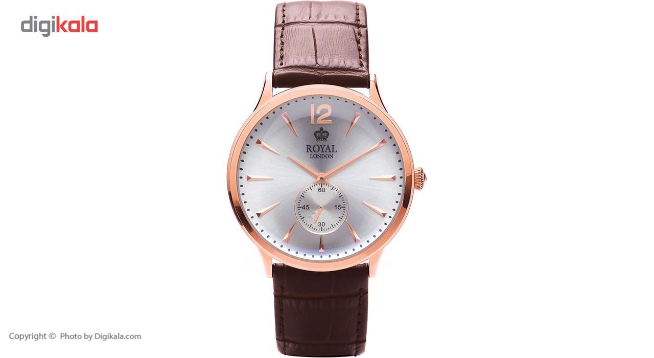 خرید ساعت مچی عقربه ای مردانه رویال لندن مدل RL-41295-04
