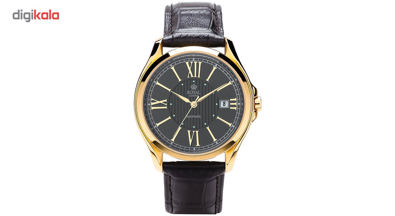 ساعت مچی عقربه ای مردانه رویال لندن مدل RL-41152-04