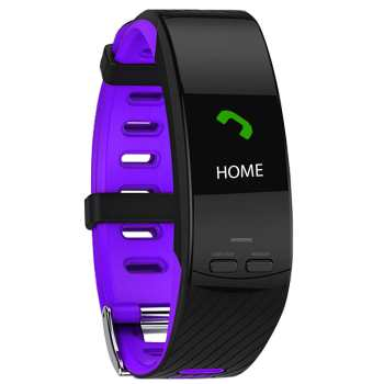 مچ بند هوشمند فیدوگجت مدل GPS Purple