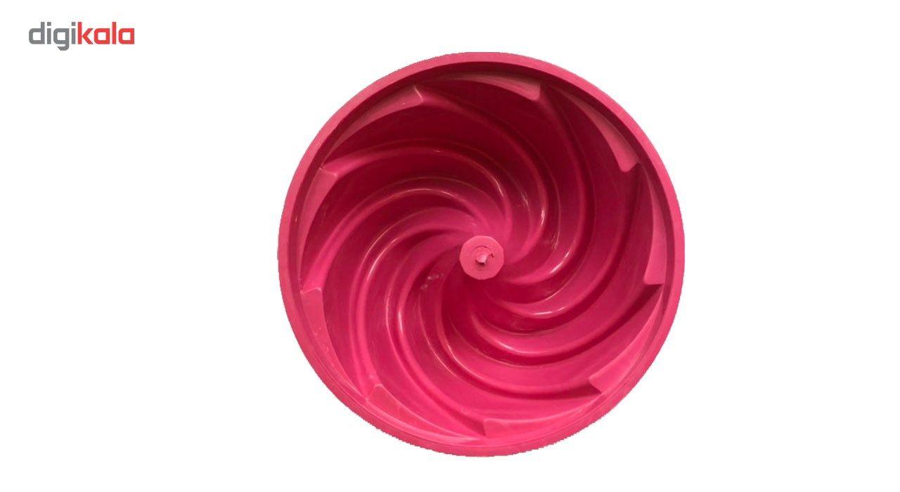 قالب پلاستیکی کیک و دسر کیک باکس کد 1027 main 1 2