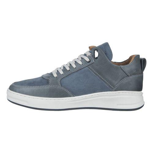 کفش مردانه چرم طبیعی استینگ مدل S1