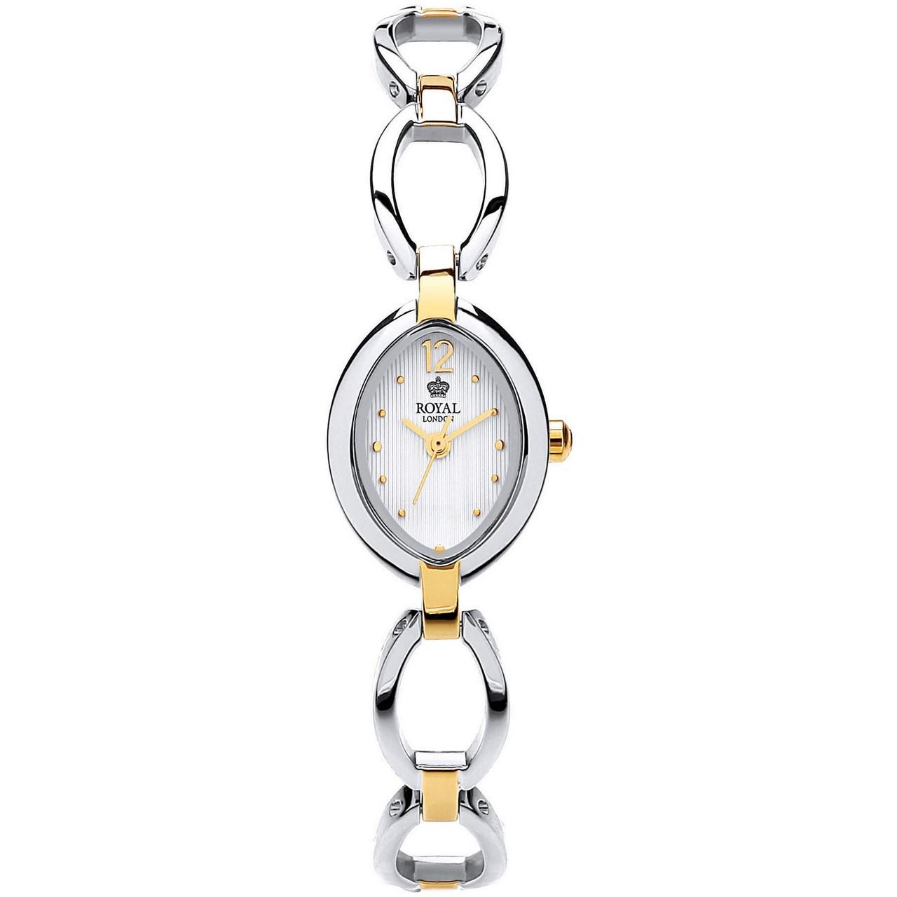 ساعت مچی عقربه ای زنانه رویال لندن مدل RL-21238-03 43