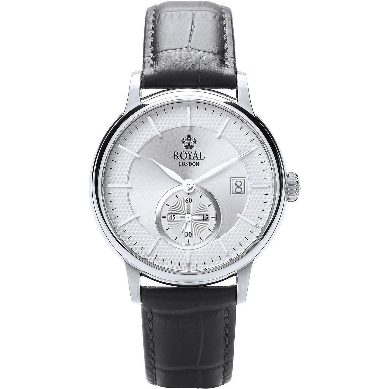 قیمت                      ساعت مچی عقربه ای مردانه رویال لندن مدل RL-41231-01
