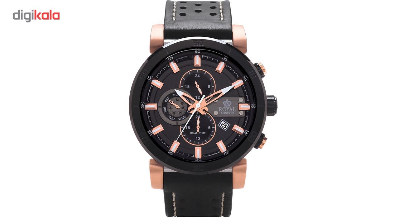 خرید ساعت مچی عقربه ای مردانه رویال لندن مدل RL-41311-04