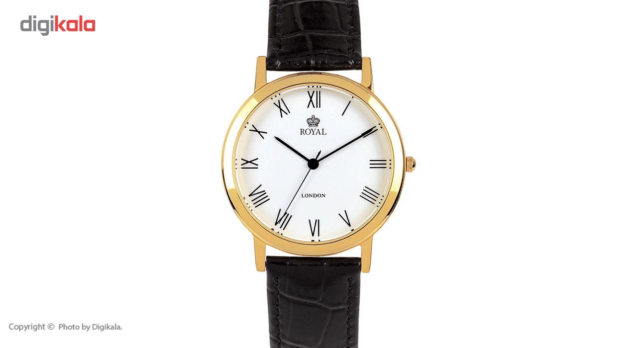خرید ساعت مچی عقربه ای مردانه رویال لندن مدل RL-40003-05