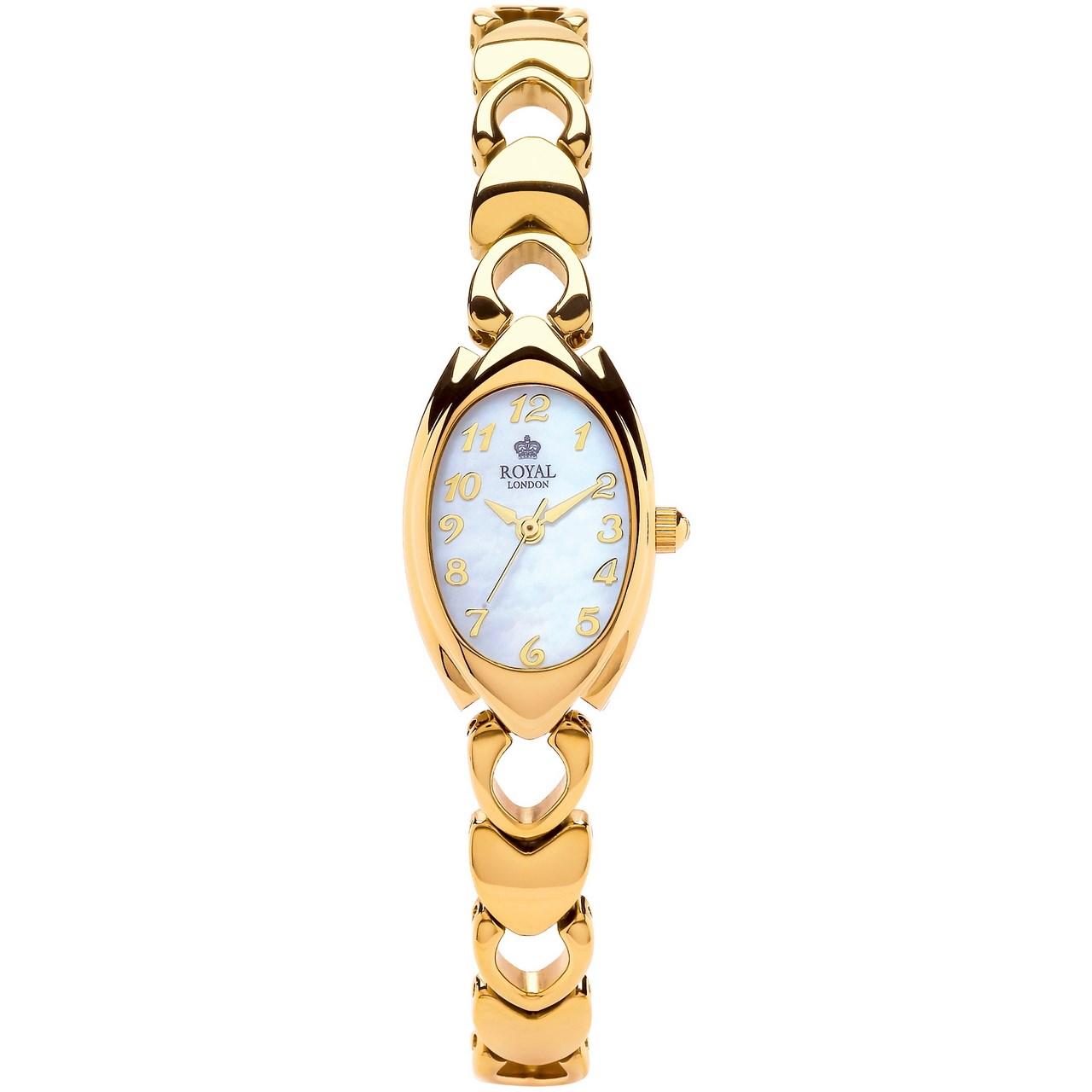 ساعت مچی عقربه ای زنانه رویال لندن مدل RL-21241-02