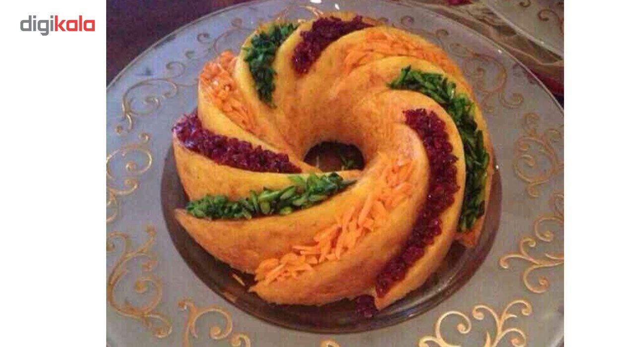 قالب پلاستیکی کیک و دسر کیک باکس کد 1027 main 1 6
