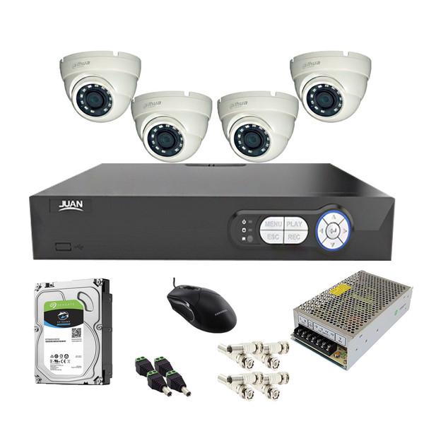 سیستم امنیتی داهوا مدل ES4d5104